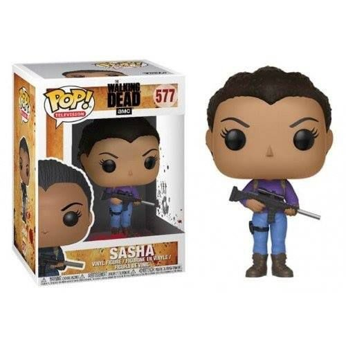 Funko Pop Television: The Walking Dead – Sasha