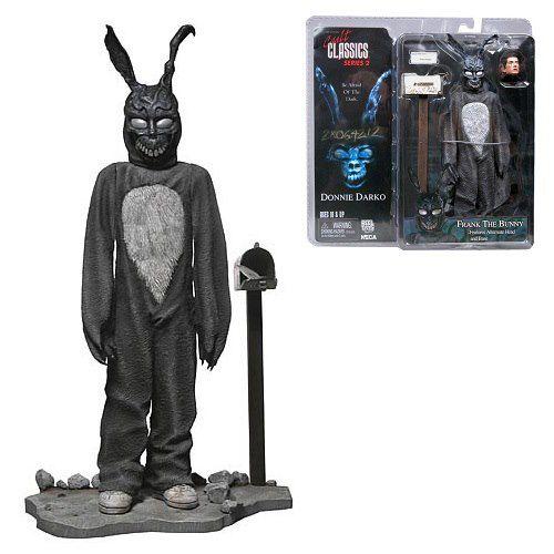 NECA Cult Classics Series 2: Frank The Bunny Donnie Darko