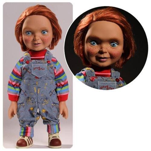 Mezco Child's Play 2: Talking Good Guys Chucky