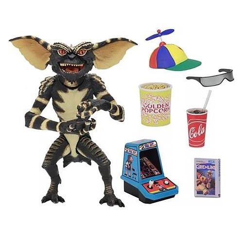 NECA Ultimate Gamer Gremlin Action Figure – GameStop Exclusive