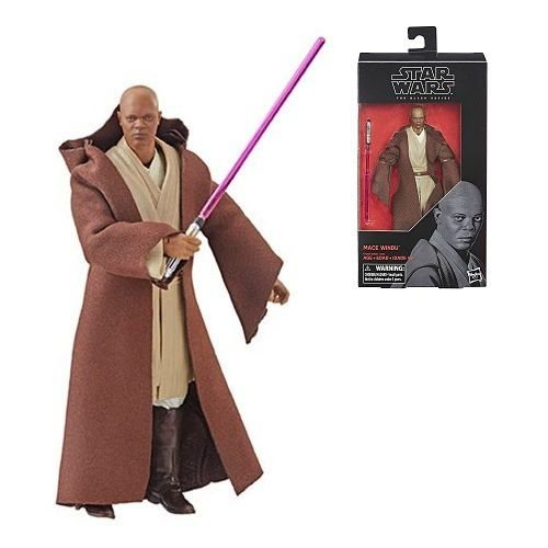 Star Wars The Black Series 6 Mace Windu