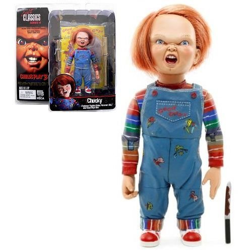 Neca Cult Classics Series 4 Child's Play 3 Chucky