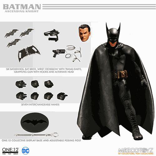 Mezco One:12 Collective DC Comics Batman (Ascending Knight)