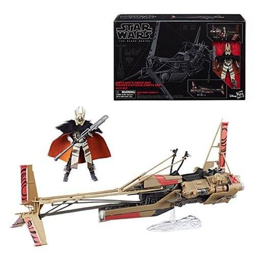 Star Wars The Black Series 6 Enfys Nest Swoop Bike (Solo: A Star Wars Story)