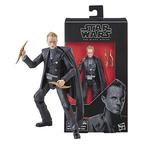 Star Wars The Black Series 6 Dryden Vos