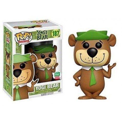Funko Pop Yogi Bear: Yogi Bear Funko Shop Exclusivo 5000 Unidades