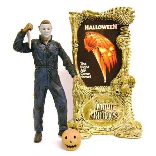 McFarlane Halloween Movie Maniacs Series 2 Michael Myers