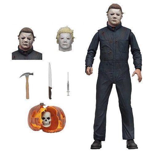 NECA Halloween II Ultimate Michael Myers Figure