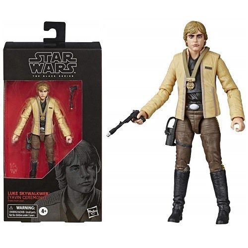 Star Wars The Black Series 6 Luke Skywalker (Yavin Ceremony)