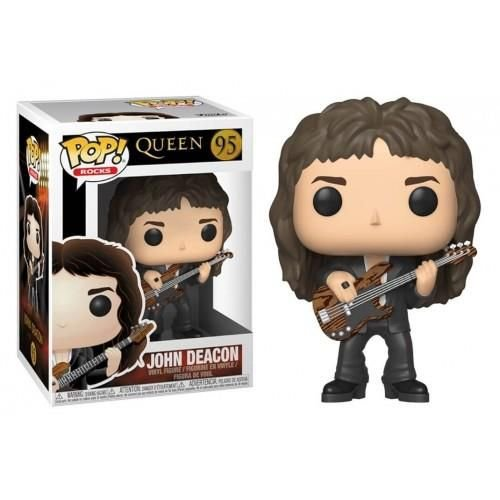 Funko Pop Rocks Queen - John Deacon