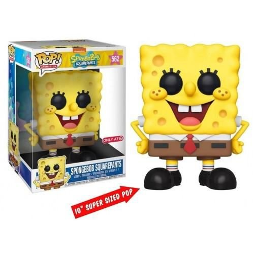 Funko Pop SpongeBob SquarePants 10-inch Target Exclusivo