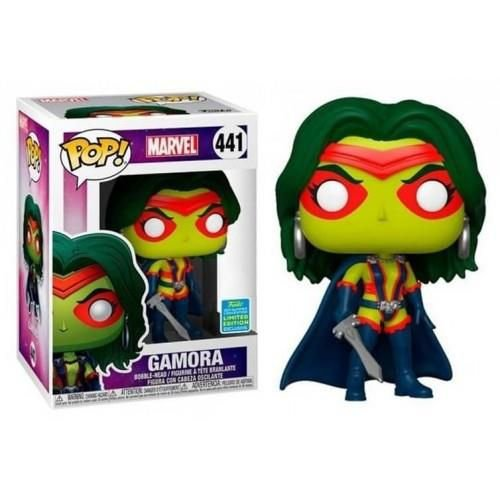 Funko Pop Marvel Gamora Classic SDCC 2019 Exclusive