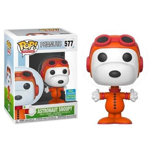 Funko Pop Peanuts - Astronaut Snoopy SDCC 2019 Exclusive