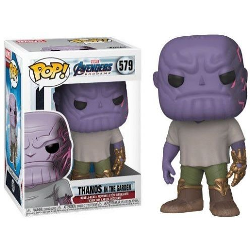 Funko Pop Marvel Avengers: Endgame - Thanos in the Garden #579