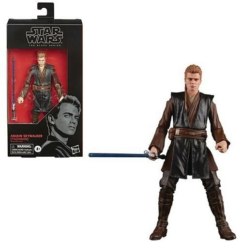 Star Wars The Black Series 6 Anakin Skywalker (Padawan) #110