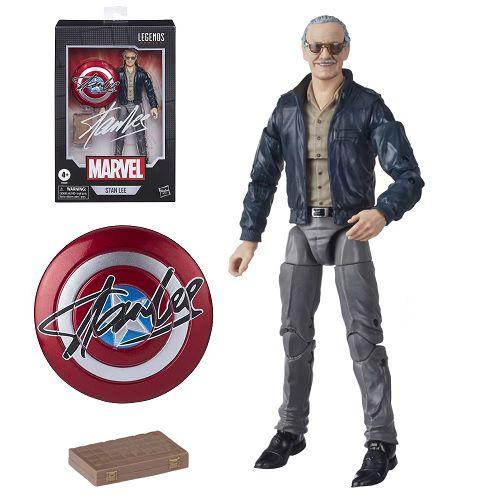 Marvel Comics 80th Anniversary Marvel Legends Stan Lee