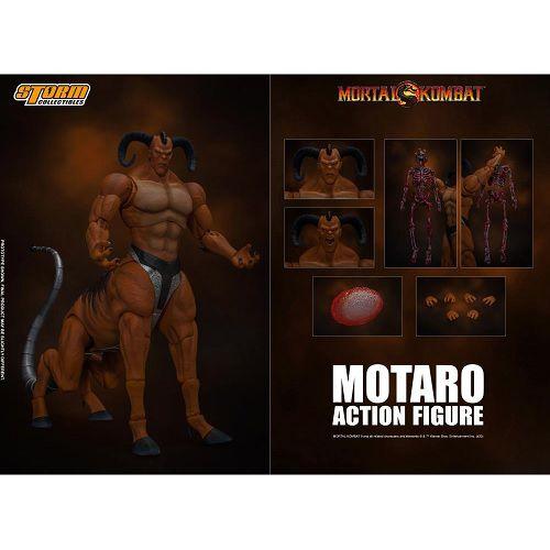 Storm Collectibles Mortal Kombat VS Series Motaro 1/12 Scale Collectible Figure