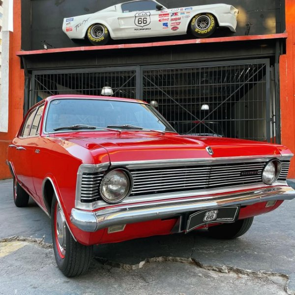 1969 CHEVROLET OPALA DE LUXO