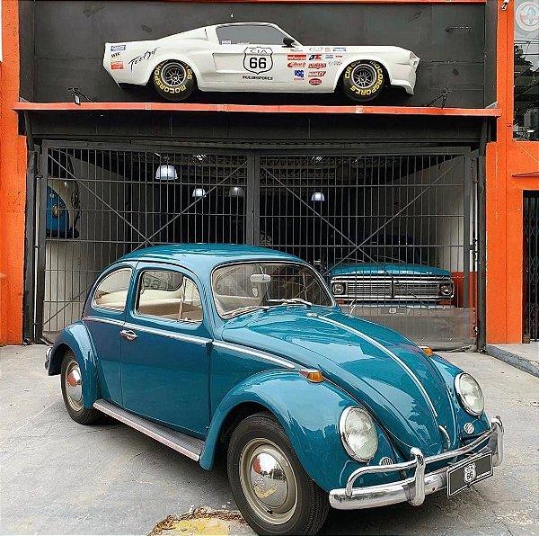 1966 Fusca Sedan 1200