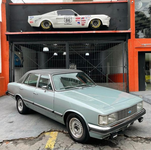 1982 CHEVROLET OPALA DIPLOMATA 250 S