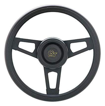 """VOLANTE GRANT GT PRETO 13.75"""""""