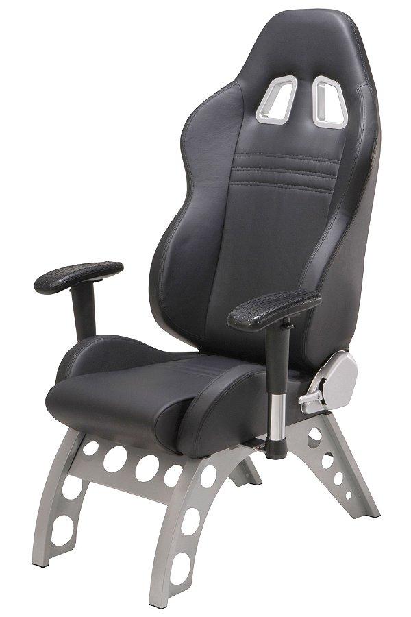 Cadeira banco concha racing Pit stop furniture