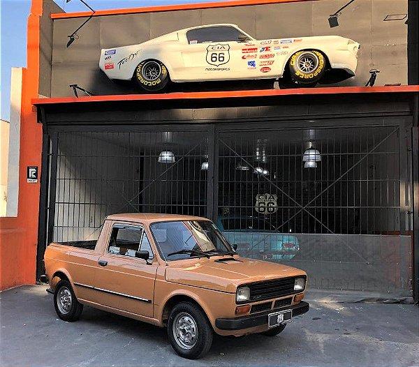 Fiat 147 1.3 Picape Modelo Tamanquinho
