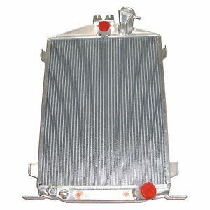 Radiador em alumínio Ford 32 V8 3 colmeias