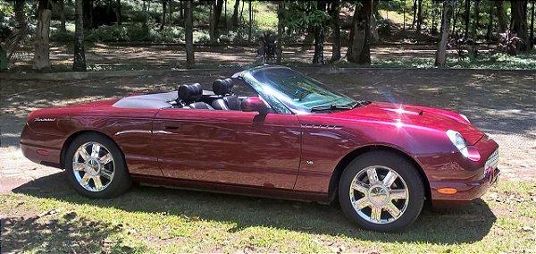 2005 Ford Thunder Bird Conversível