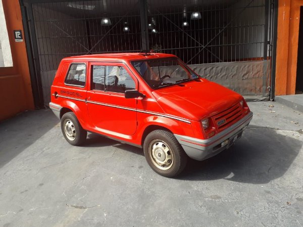 1991 Gurgel BR 800