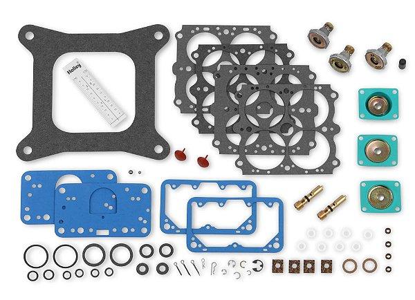 Kit de reparo carburador quadrijet Holley mecânico