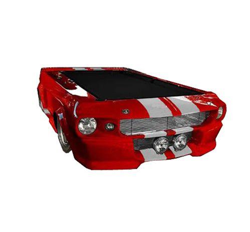 Mesa de bilhar customizada Mustang GT 500 1967
