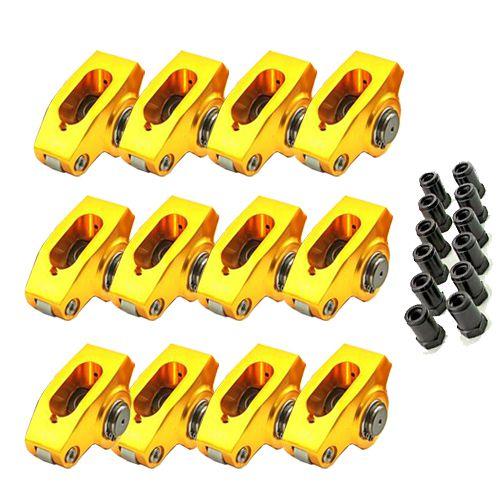Balanceiro roletado opala 6 cilindros  7/16 1.7