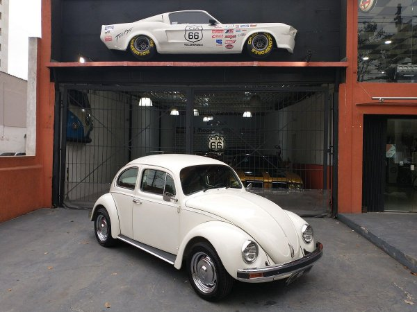1975 VW Fuscão 1500