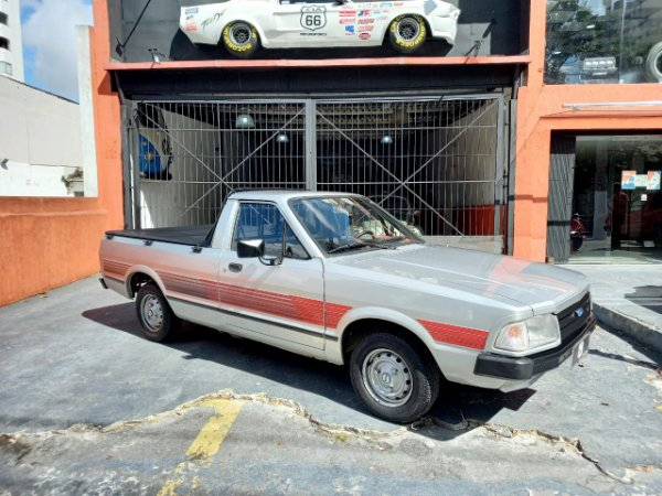 1995 Ford Pampa 1.8 L
