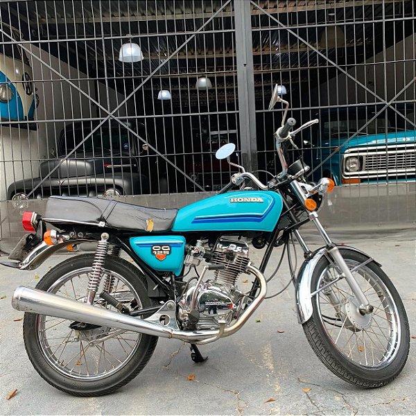 1978 HONDA CG 125
