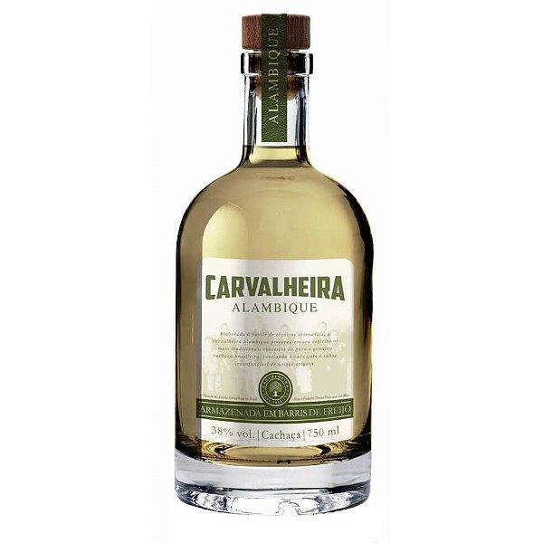 Cachaça Carvalheira Alambique 750 ml