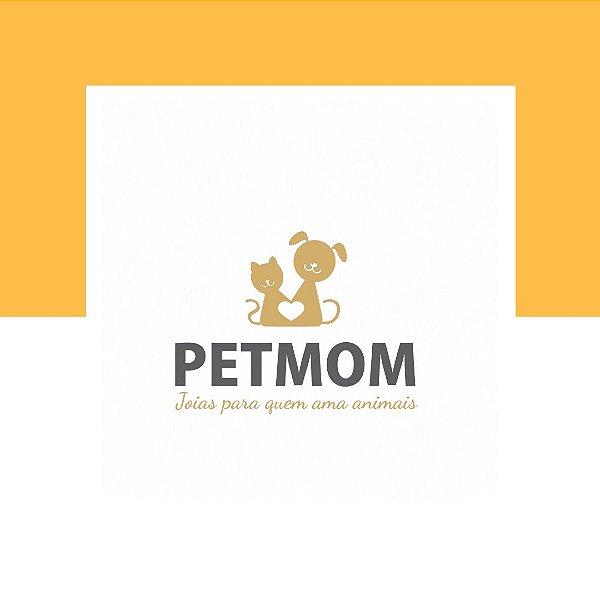 Semijoia avulsa personalizada  folheado em ouro 18k