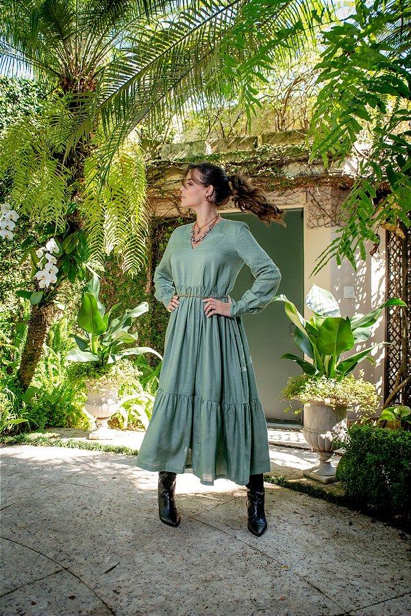 Samantha Vestido Collab