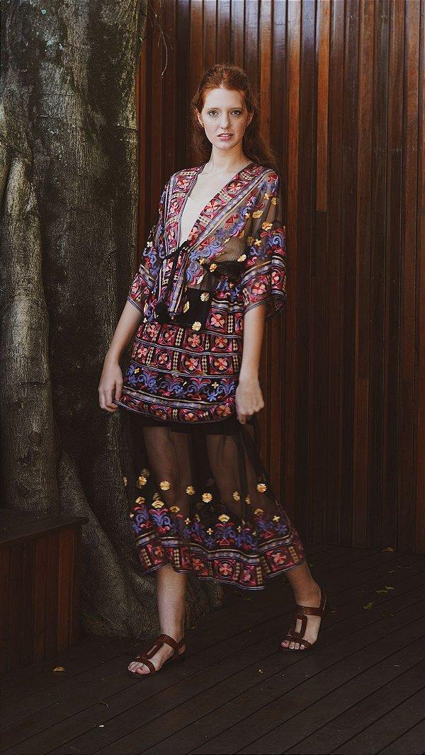 Florence Kimono Curto