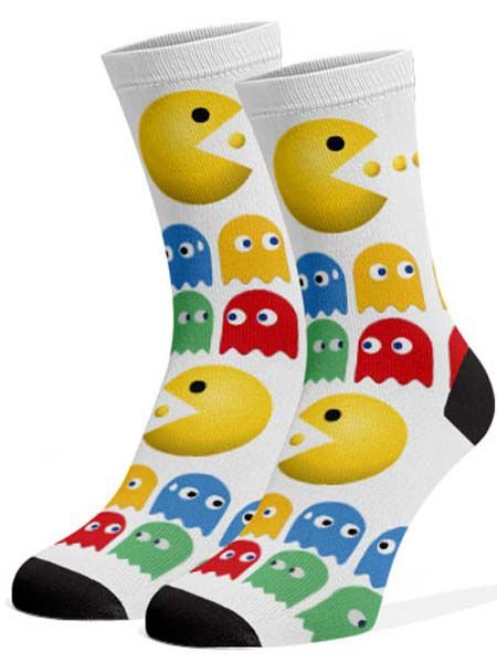 Meias fun - Pac- Man