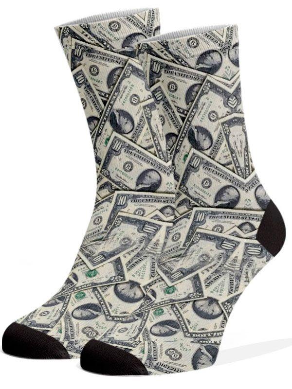 Meias Fun - Dollar