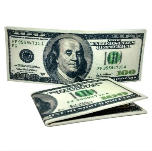 Carteiras Fun - Dólar