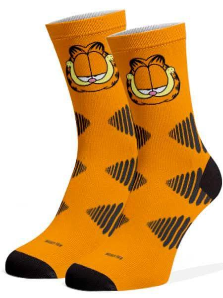 Meias Fun - Garfield