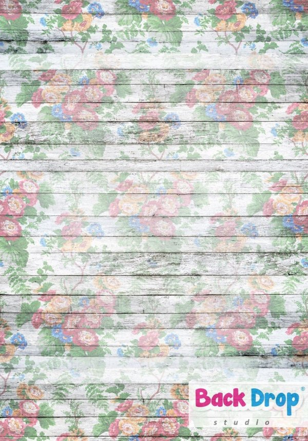 Fundo Fotografico - Print Wood (1,40 x 2 metros)
