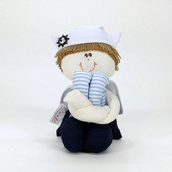 Boneco Sulo Pequeno Marinheiro