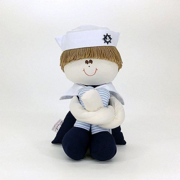 Boneco Sulo Médio Marinheiro