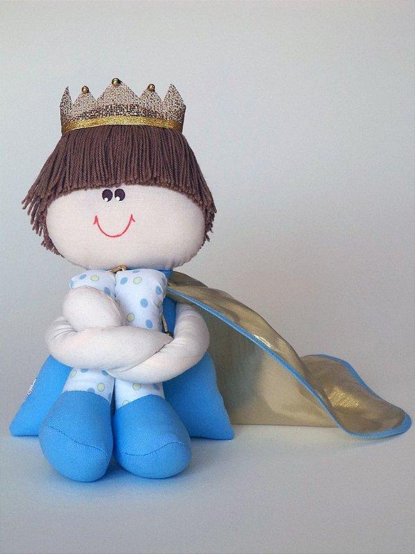 Boneco Sulo Médio Coleção Príncipes