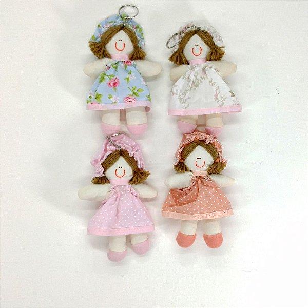 Bonecas de Pano Lembrancinhas Kit 20 Peças