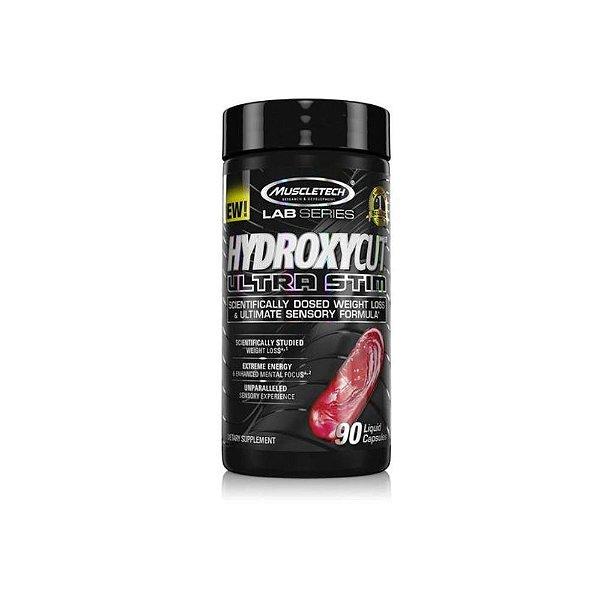 Termogênico  Hydroxycut Ultra Stim 100 Caps - Muscletech
